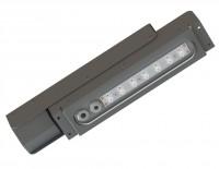 освещение периметра, светодиодный светильник для охранного освещения периметра, периметр охраны