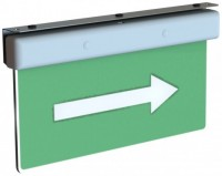Световой оповещатель пожарный БЛИК-РП Двусторонний, световое табло