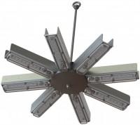 Светодиодный светильник Консул-8-У-130 (Д-120) Октон