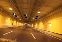 Кронштадтский тоннель КАД Санкт-Петербург