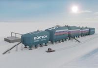Светильники для антарктической станции Восток