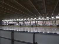 Спортивный комплекс Юбилейный  Тренировочный каток. г. Санкт-Петербург