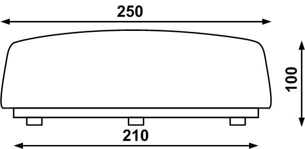 Светодиодный светильник Леда 4С