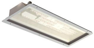 Светодиодный светильник Луна-2-У-20 для организации освещения в подземных пешеходных переходах и тоннелях