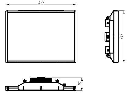 Светодиодный светильник Дион-Арена 2