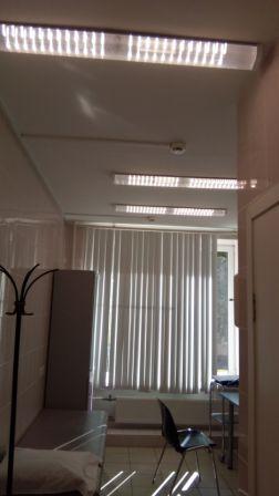 Медицинское освещение нормы снипы больницы поликлиники и медицинские центры