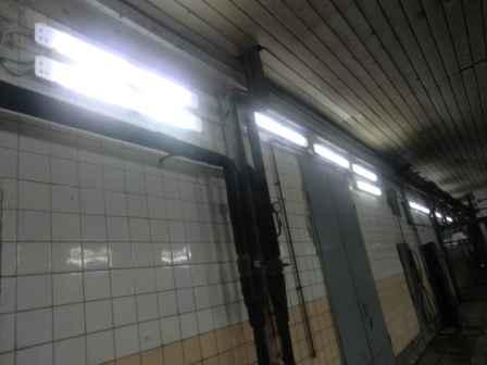 Освещение низковольтными светильниками