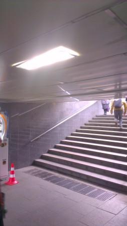 Светильник для пешеходных переходов, освещение пешеходных подъземных переходов