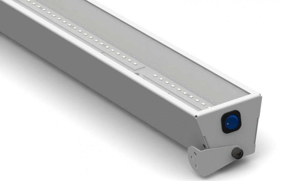 Низковольтный линейный светодиодный светильник Люмика Джаз